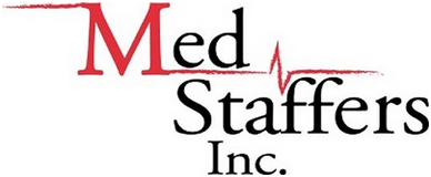 Med Staffers Inc., Logo